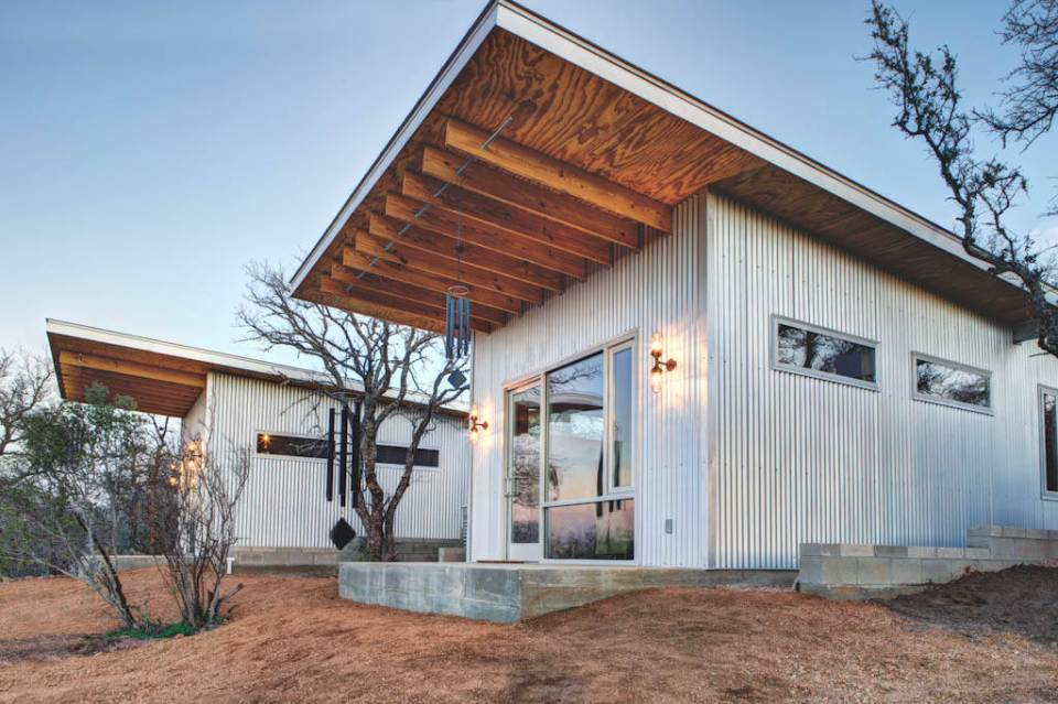 Affordable Communal Houses by Matt Garcia Design (via Lunchbox Architect)