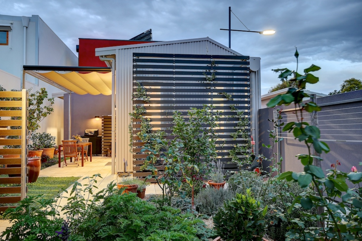 An Energy Efficient Home Designed for its Owners to Age in Place