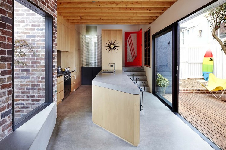 Maroubra House by Those Architects (via Lunchbox Architect)