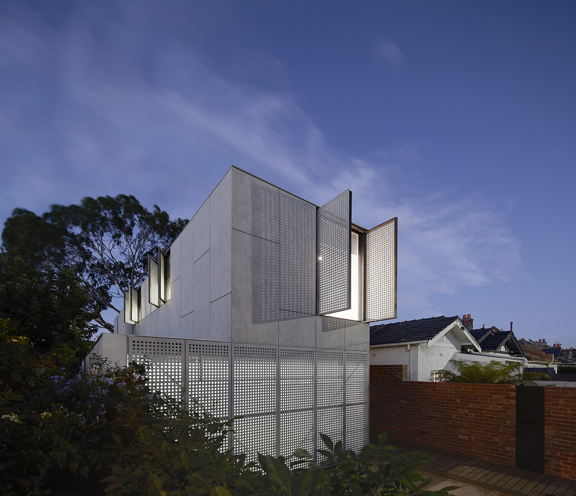 May Grove House by Jackson Clements Burrows Architects (via Lunchbox Architect)