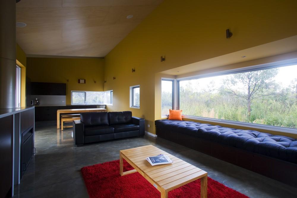 Modern Beach House by Bourne Blue Architects (via Lunchbox Architect)