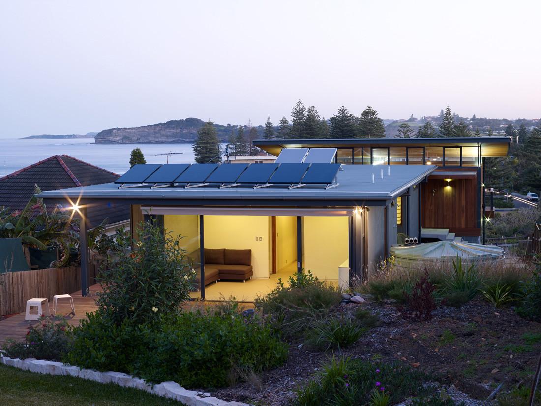 Mona Vale House by CHROFI Architects (via Lunchbox Architect)