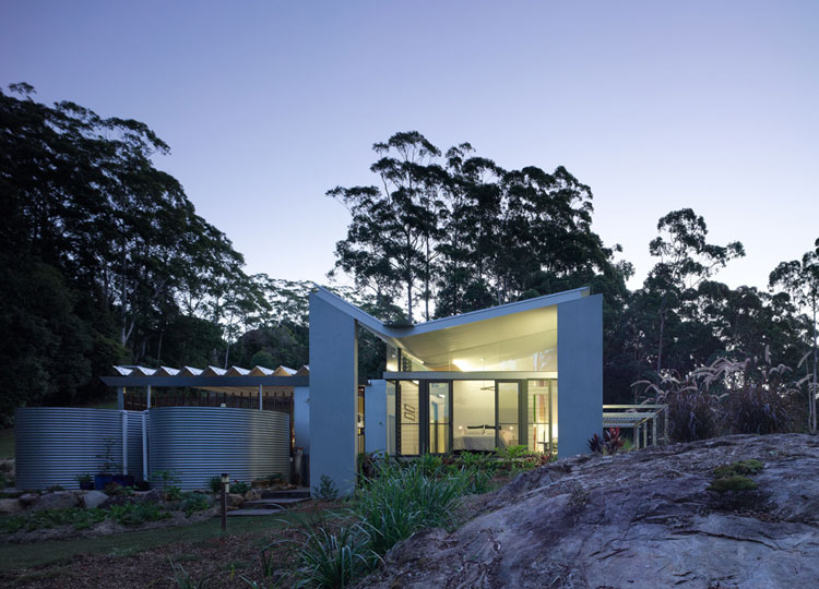 Montville Residence by Sparks Architect (via Lunchbox Architect)