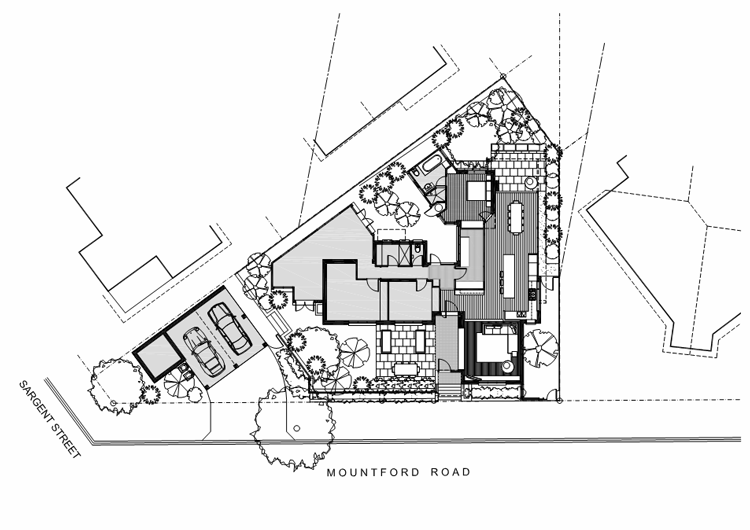 Mountford Road floor plan