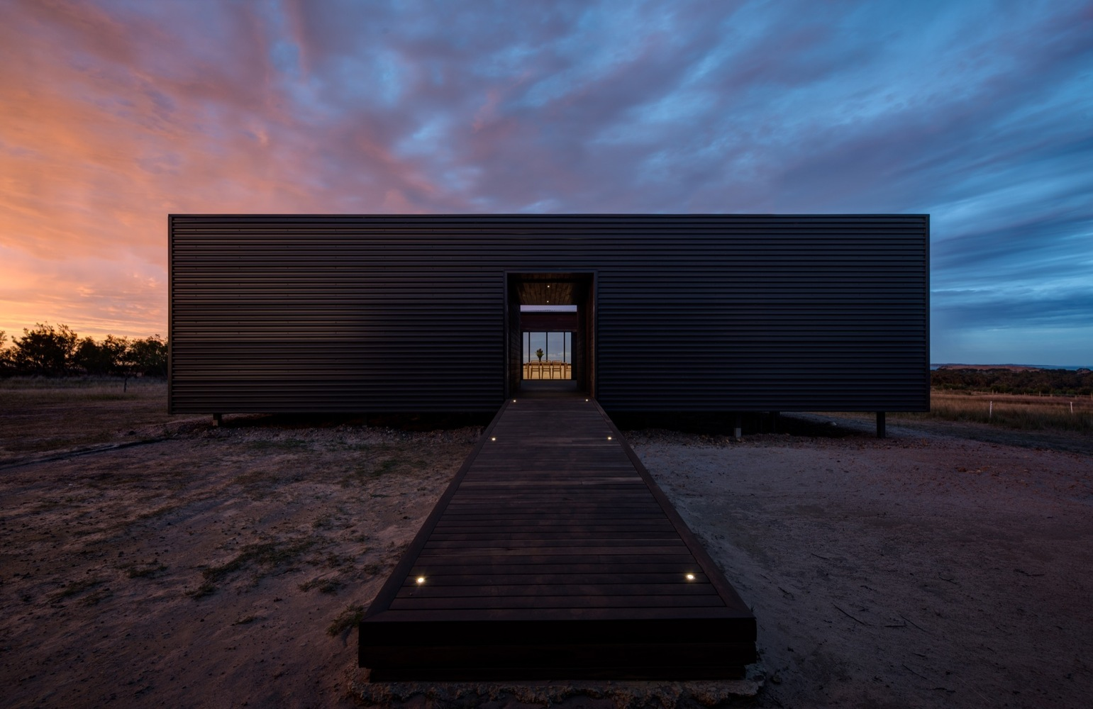 This Off-Grid Prefab House Is Perfect for Beautiful but Isolated Site