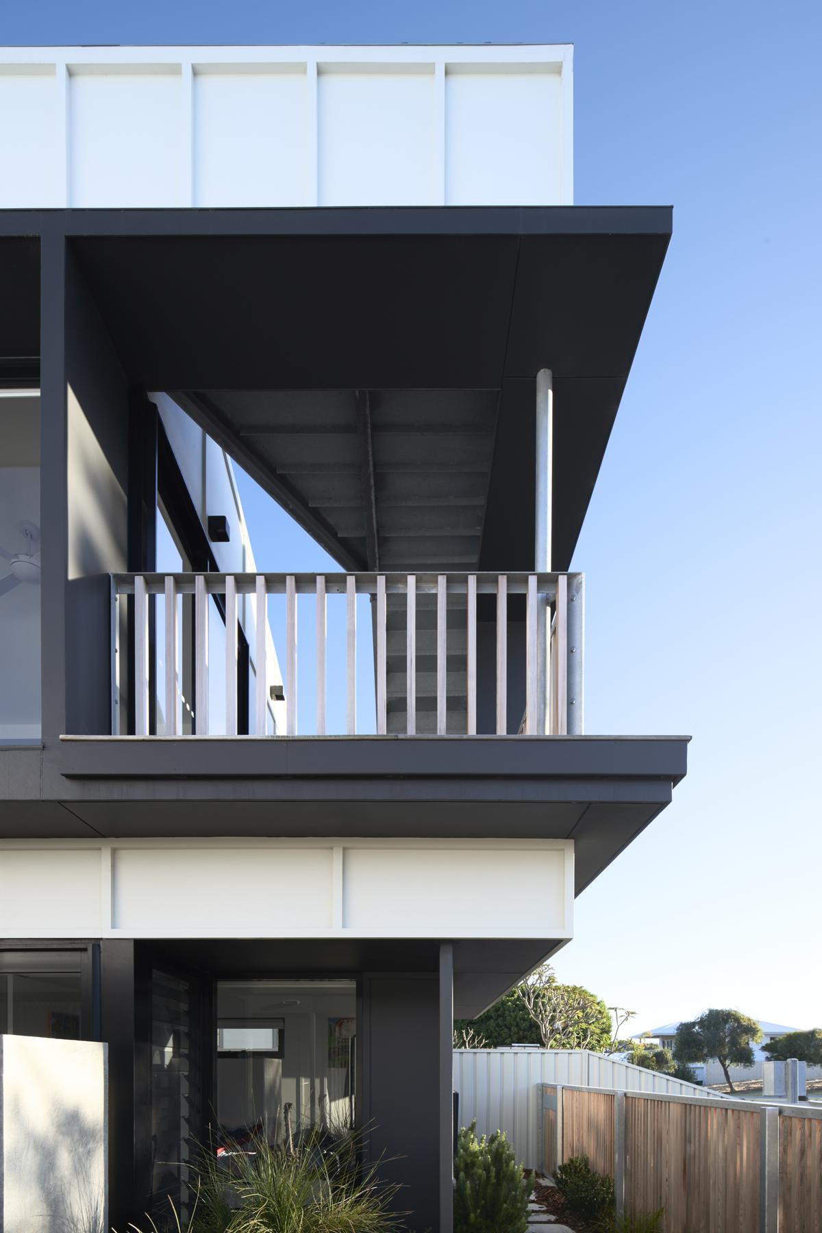 Nola Avenue House Scarborough Perth Philip Stejskal Architecture