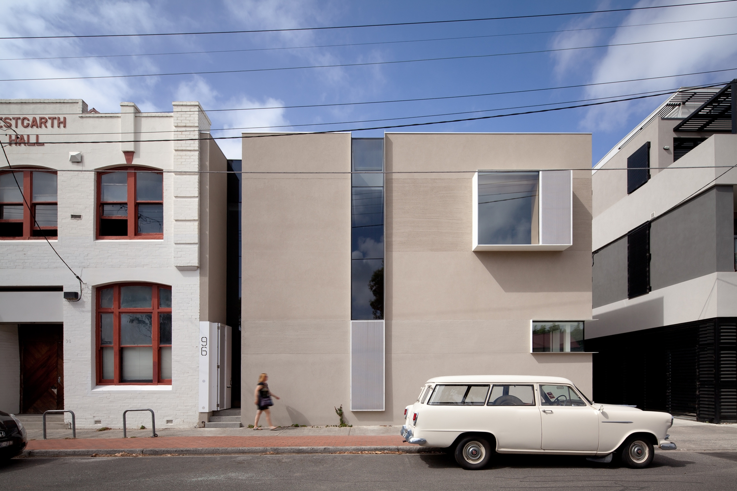 Northcote House 2 by Pleysier Perkins (via Lunchbox Architect)