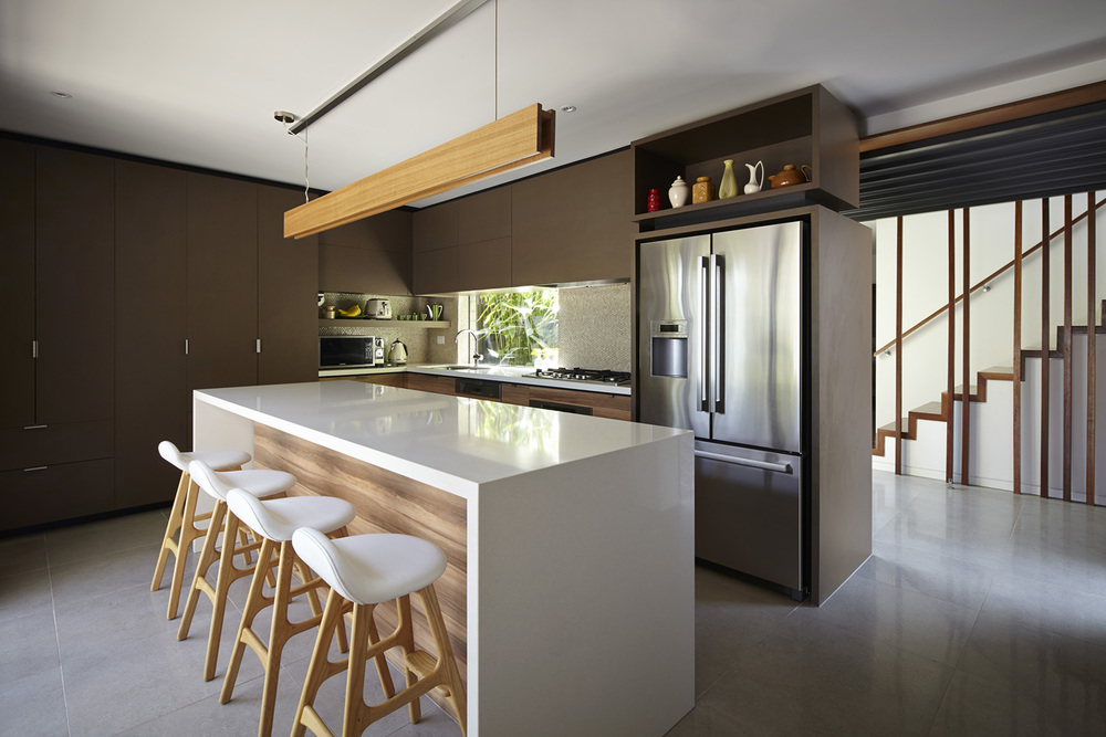A Family Home Designed with Flexibility and Adaptability in Mind