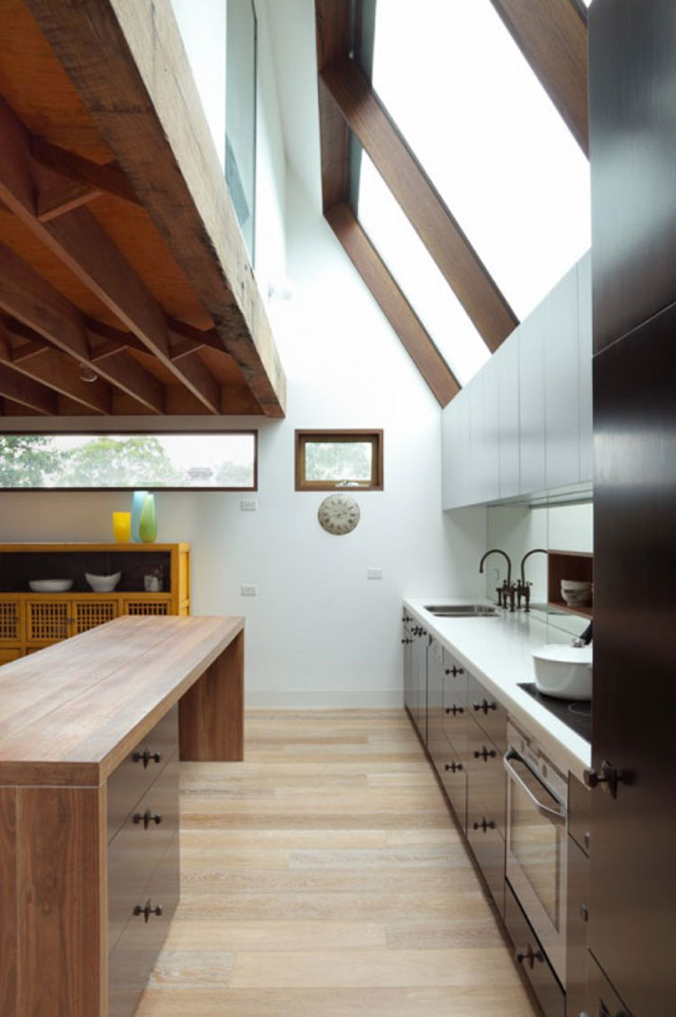 Orange Grove House by Fiona Winzar Architects (via Lunchbox Architects)