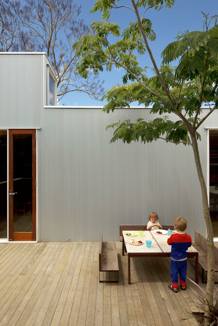 O'Sullivan Family Home by Bull O'Sullivan Architecture (via Lunchbox Architect)
