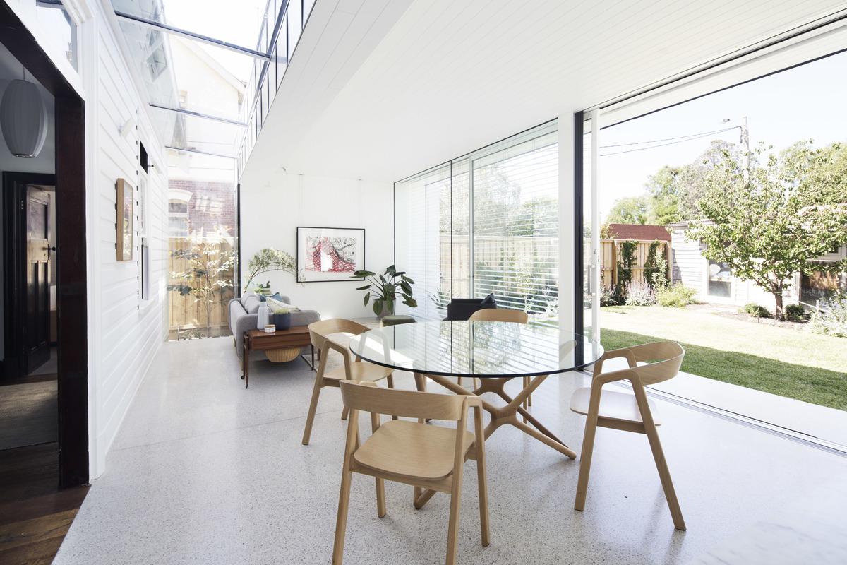 Outside In Ensures This Modern Extension Doesn't Steal the Limelight