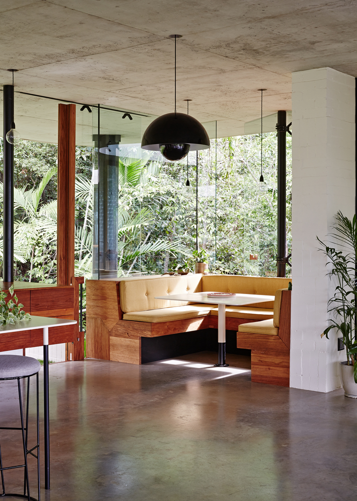 Planchonella House by Jesse Bennett (via Lunchbox Architect)