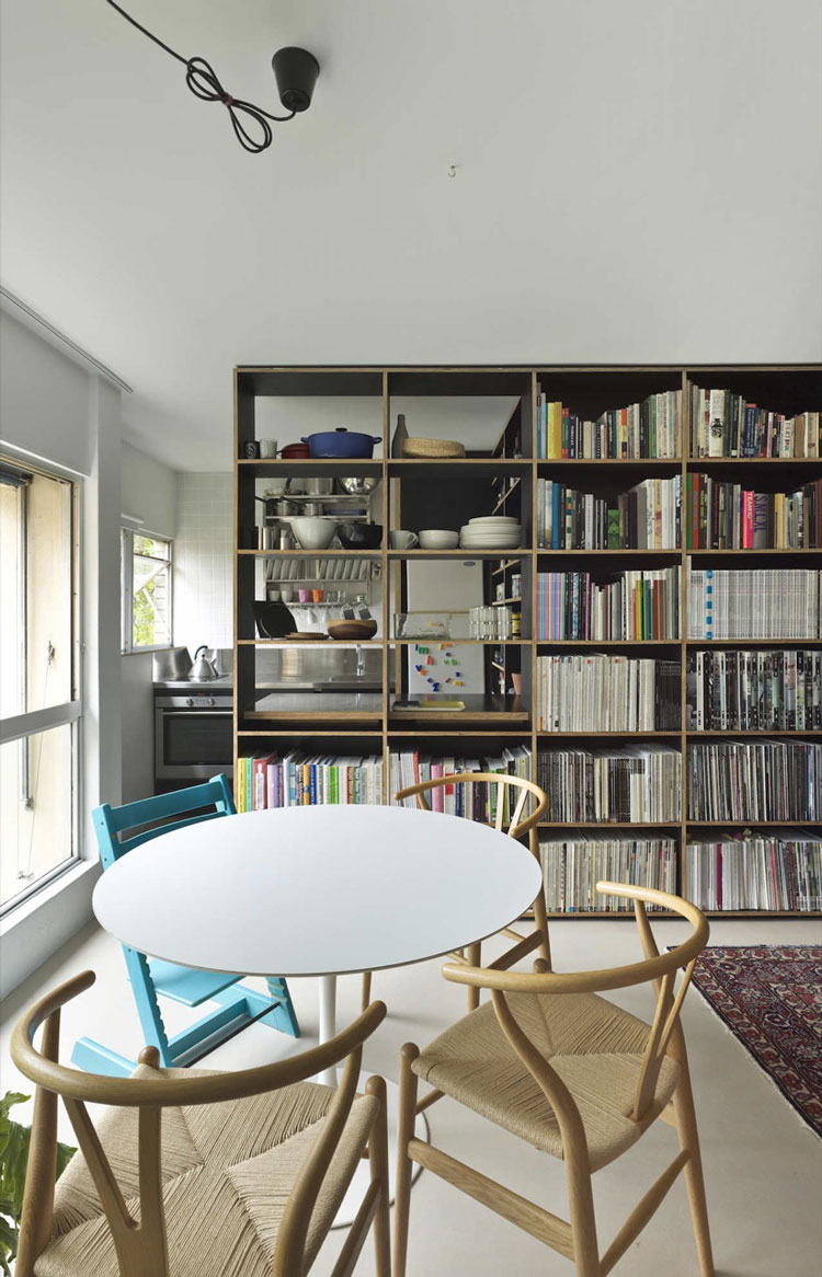 Potts Point Apartment dining area