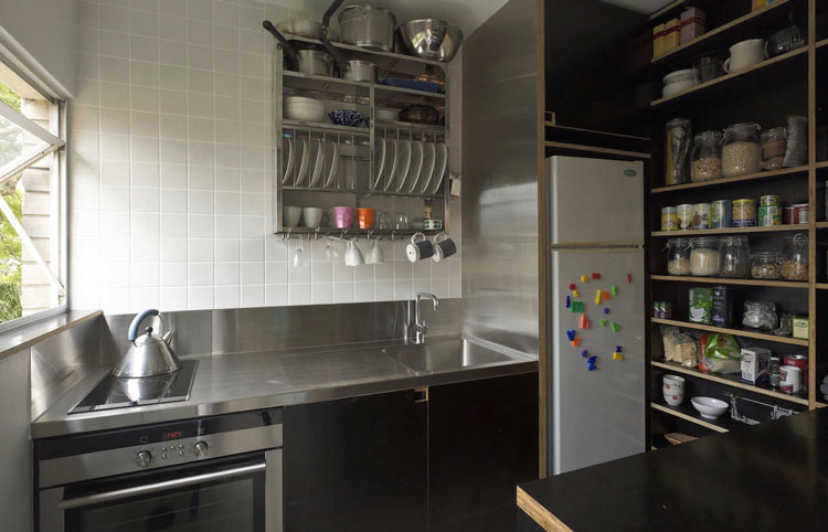 Potts Point Apartment Kitchen