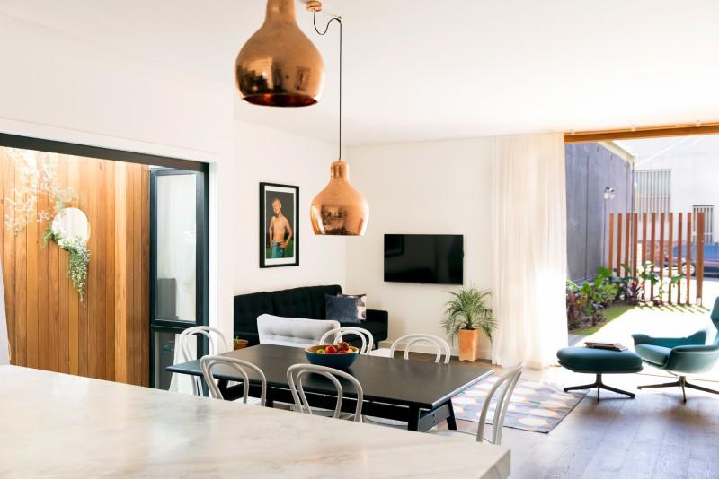 Prefab Collingwood House by ArchiBlox (via Lunchbox Architect)