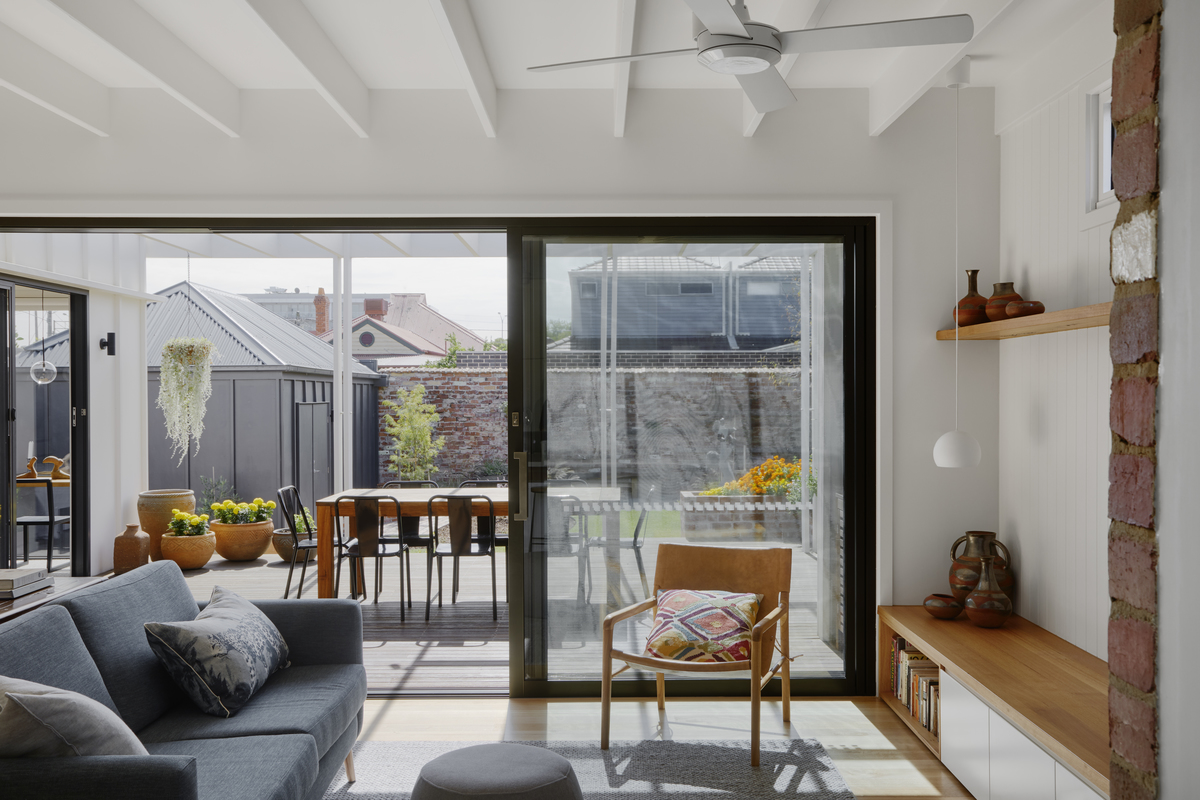 Peeling Back the Old Layers Reveals a New Story for This Home