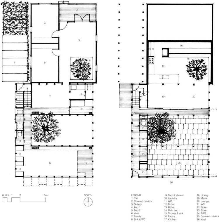 Raven Street House Plan