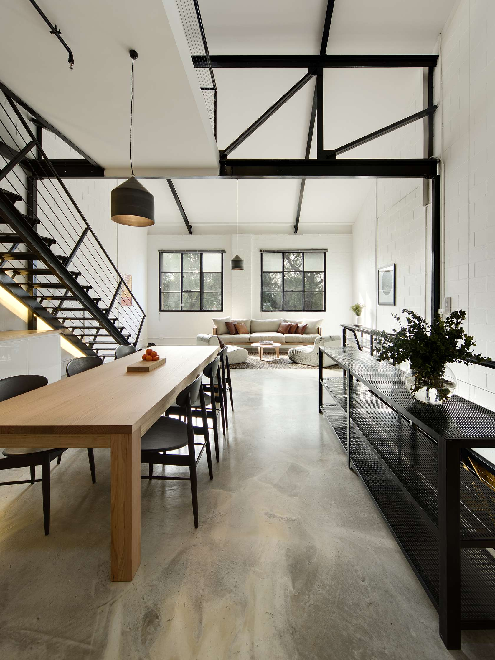 Regent Street Warehouse by Techne Architecture (via Lunchbox Architect)