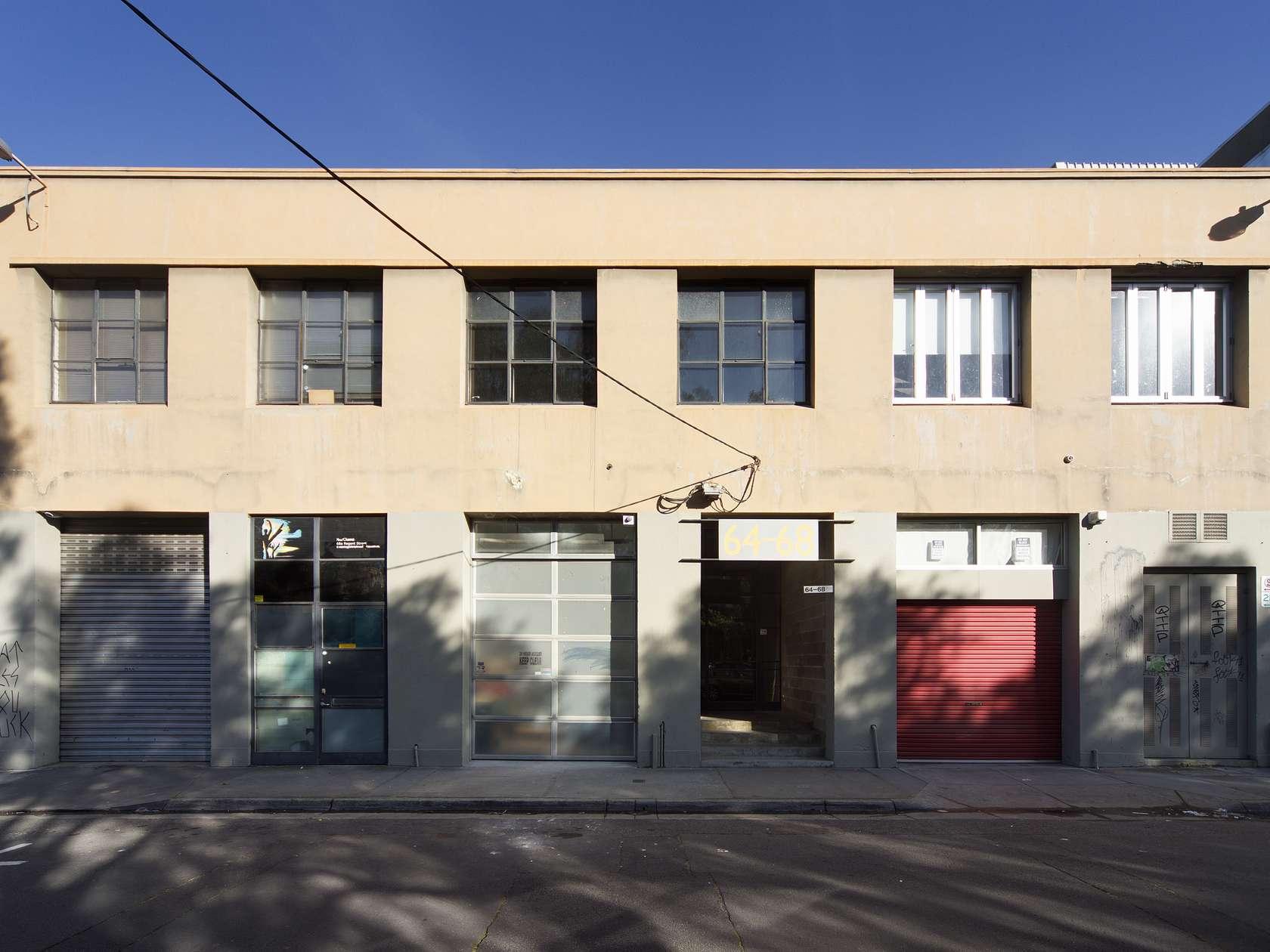 Regent Street Warehouse by Techne Architecture (via Lunchbox Architect)
