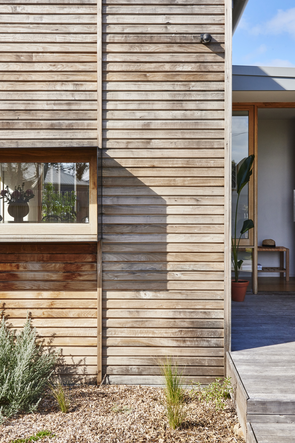 Modern Timber Coastal Home Still Achieves Bushfire and Energy Ratings