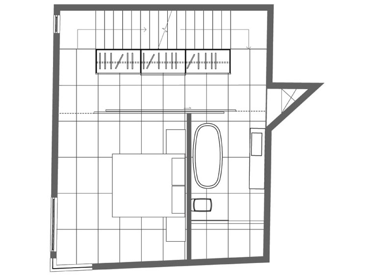 Small House First Floor Plan