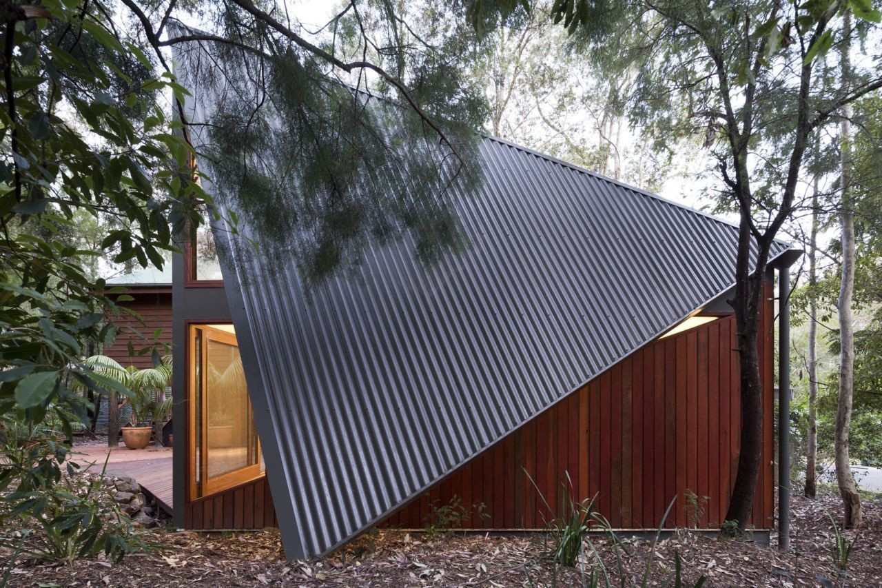 South Durras House by Fearns Studio (via Lunchbox Architect)