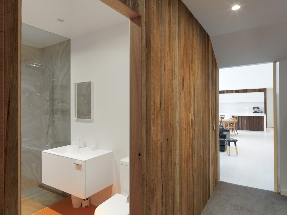 St Kilda House by Jost Architects (via Lunchbox Architect)