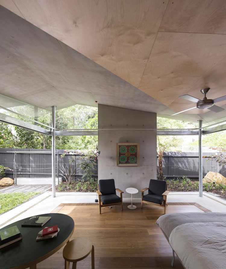 The Garden Room by Welsh & Major Architects (via Lunchbox Architect)