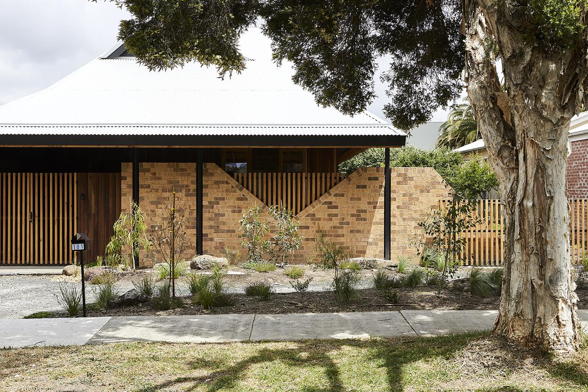 The Good Life House