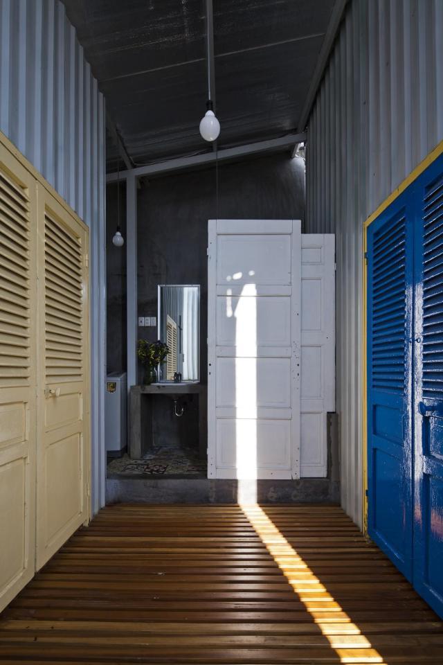 The Nest a21studio (via Lunchbox Architect)