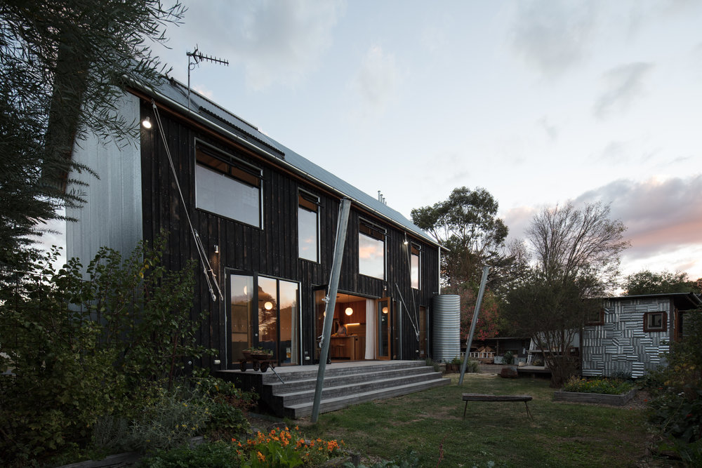 Unlike Pesky Coffee Cups, This House is Designed to be Recyclable