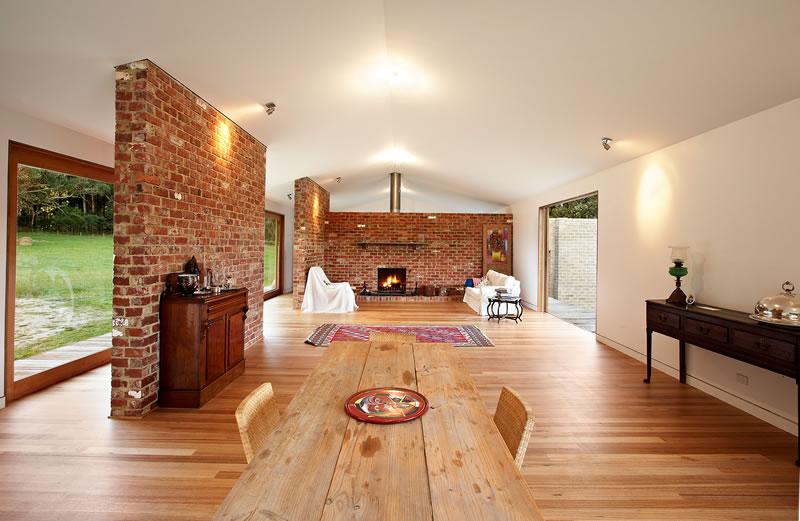 Tonimbuk Modern Farmhouse by Maxa Design (via Lunchbox Architect)