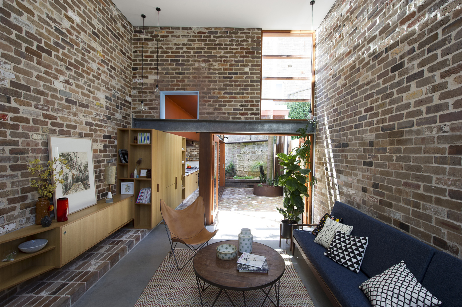 Walter Street Terrace by David Boyle Architects (via Lunchbox Architect)