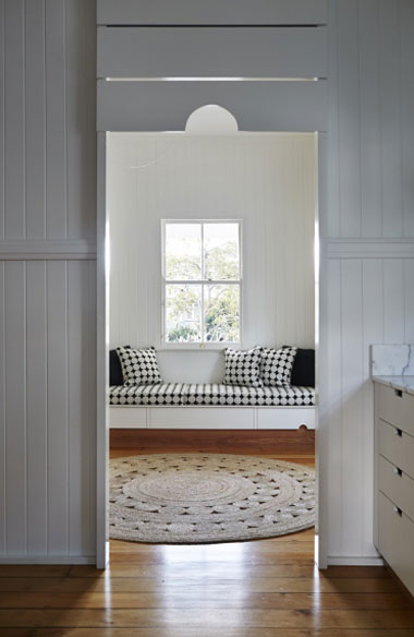 West End Cottage by Vokes and Peters (via Lunchbox Architect)