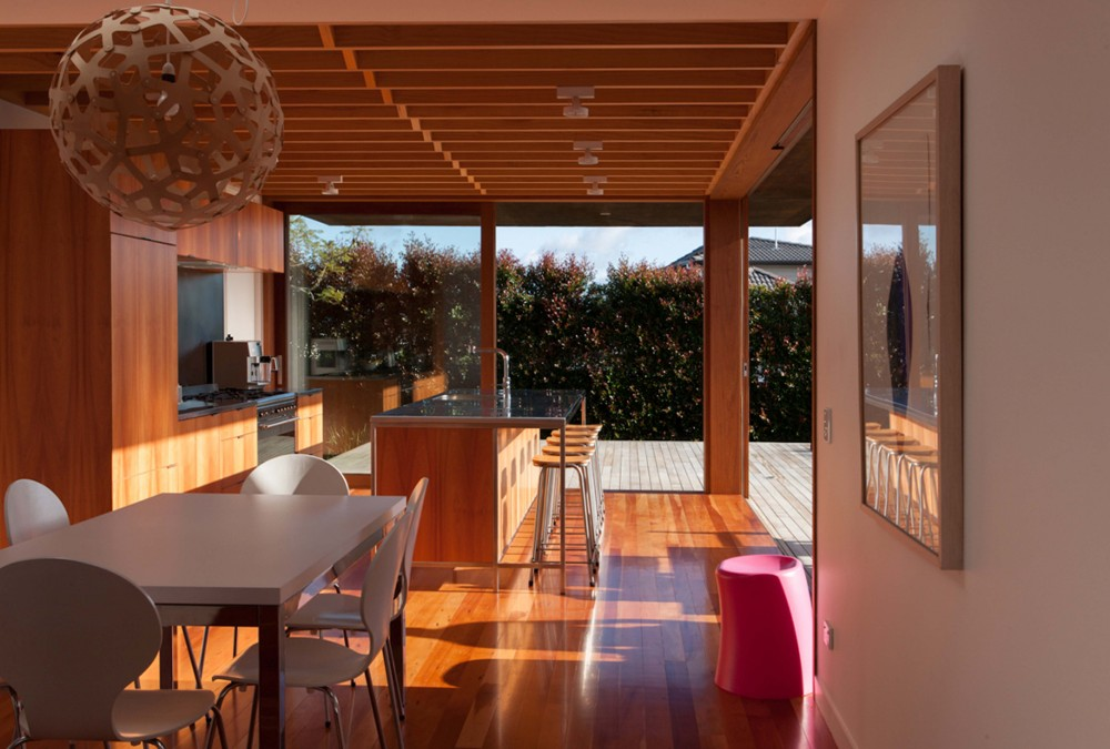 Westmere Alterations by Crosson Clarke Carnachan Architects (via Lunchbox Architect)