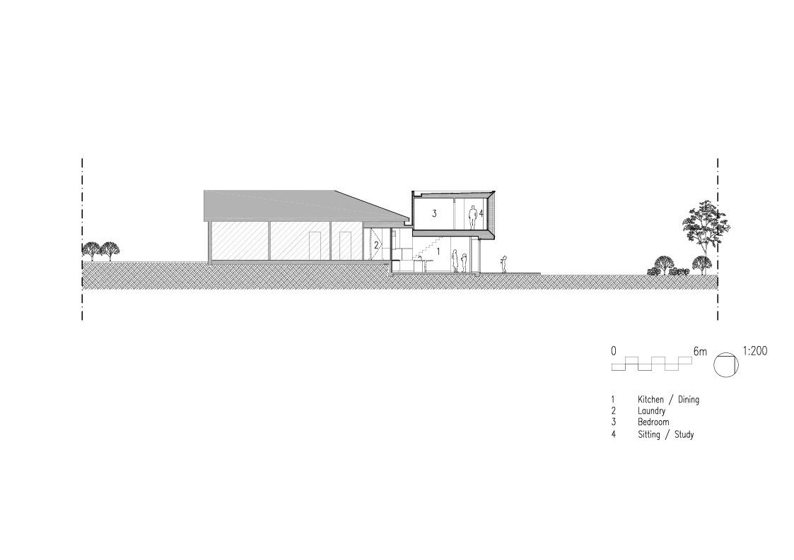 Winscombe Extension by Preston lane Architects (via Lunchbox Architect)