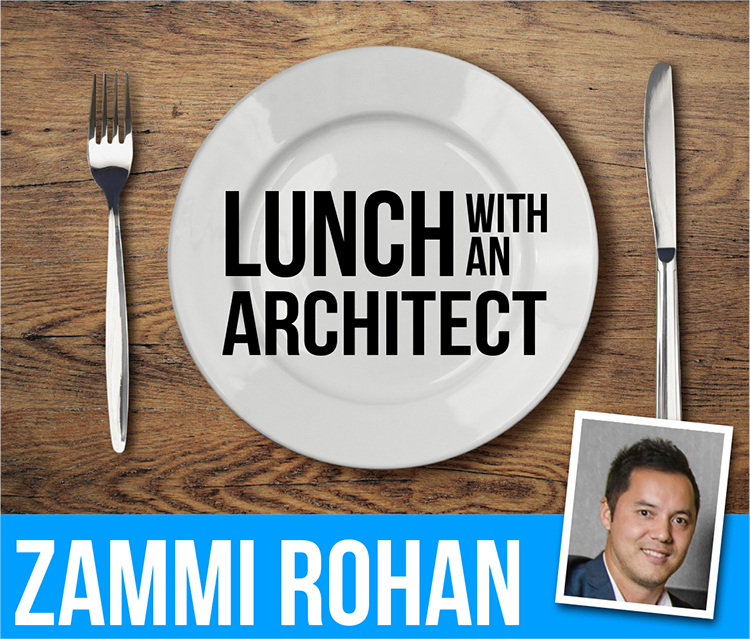 Ocean Views and Buffalo Wings with Zammi from 9point9 Architects