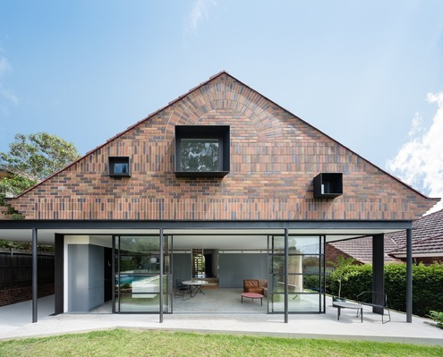 House Au Yeung by Tribe Studio (via Lunchbox Architect)