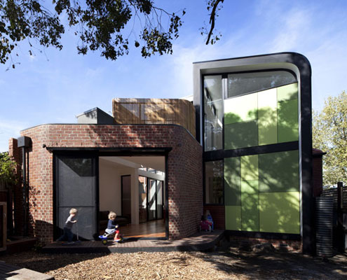 Abbotsford Residence by Chan Architecture (via Lunchbox Architect)