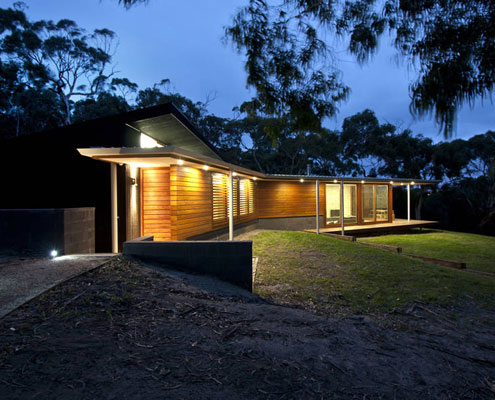 Aireys Inlet House by Turco and Associates (via Lunchbox Architect)