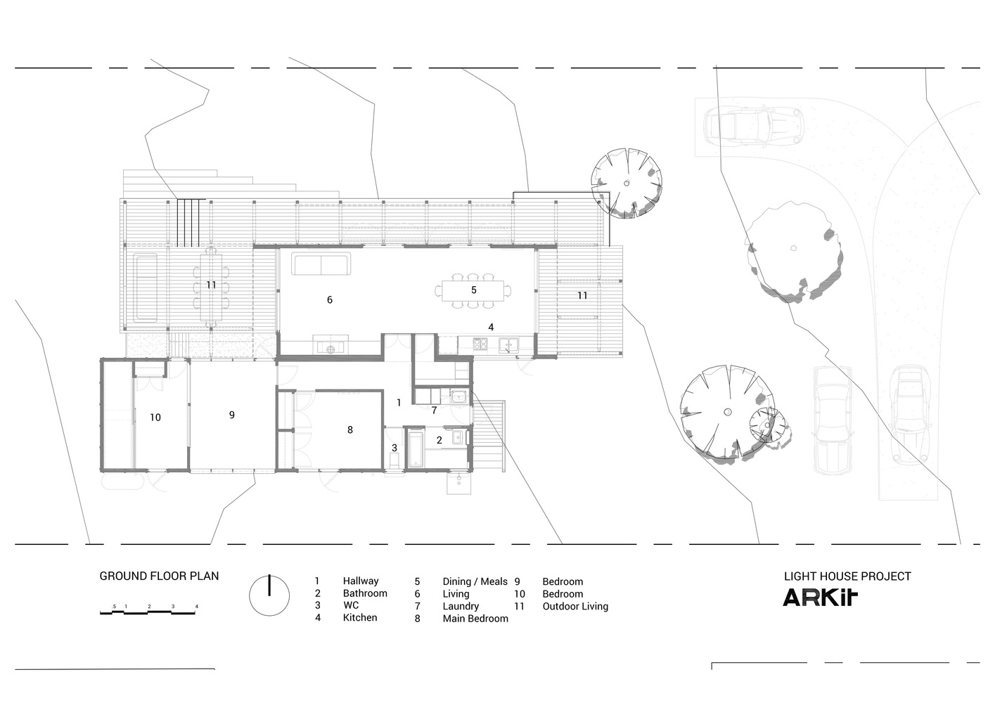 Aireys Inlet Light House House Plans