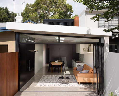 Alexandria House 2 by Pivot (via Lunchbox Architect)