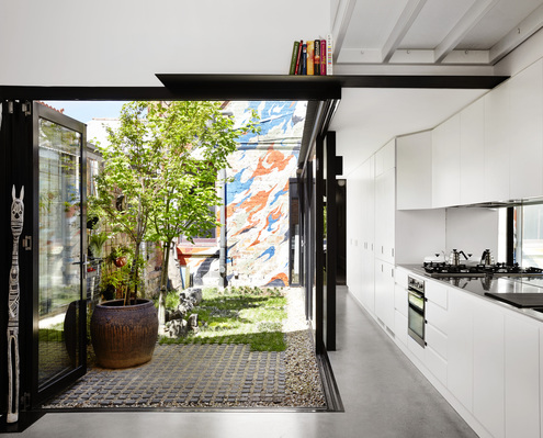 Alfred House by Austin Maynard Architects (via Lunchbox Architect)