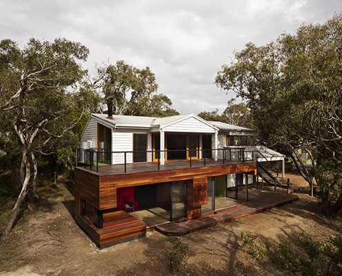 Anglesea Beach House by Austin Maynard Architects (via Lunchbox Architect)