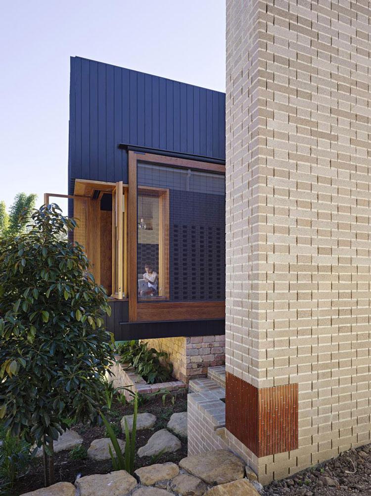 Aperture House Humble Brick Creates A Surprisingly