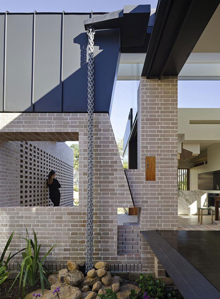 Aperture House Humble Brick Creates A Surprisingly