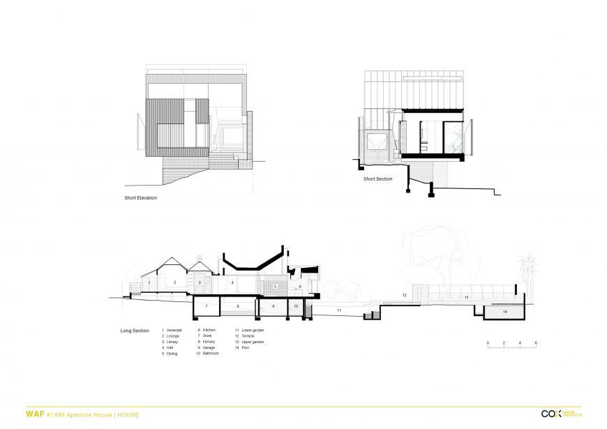 Aperture House: Humble Brick Creates a Surprisingly