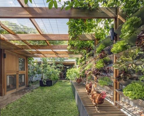 Aquas Perma Solar Firma House by CplusC Architectural Workshop (via Lunchbox Architect)