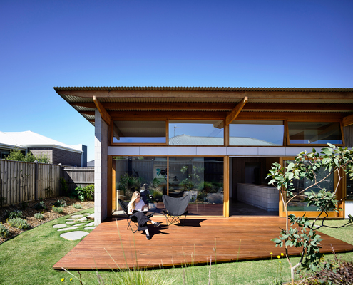 Ballarat House by Eldridge Anderson Architects (via Lunchbox Architect)