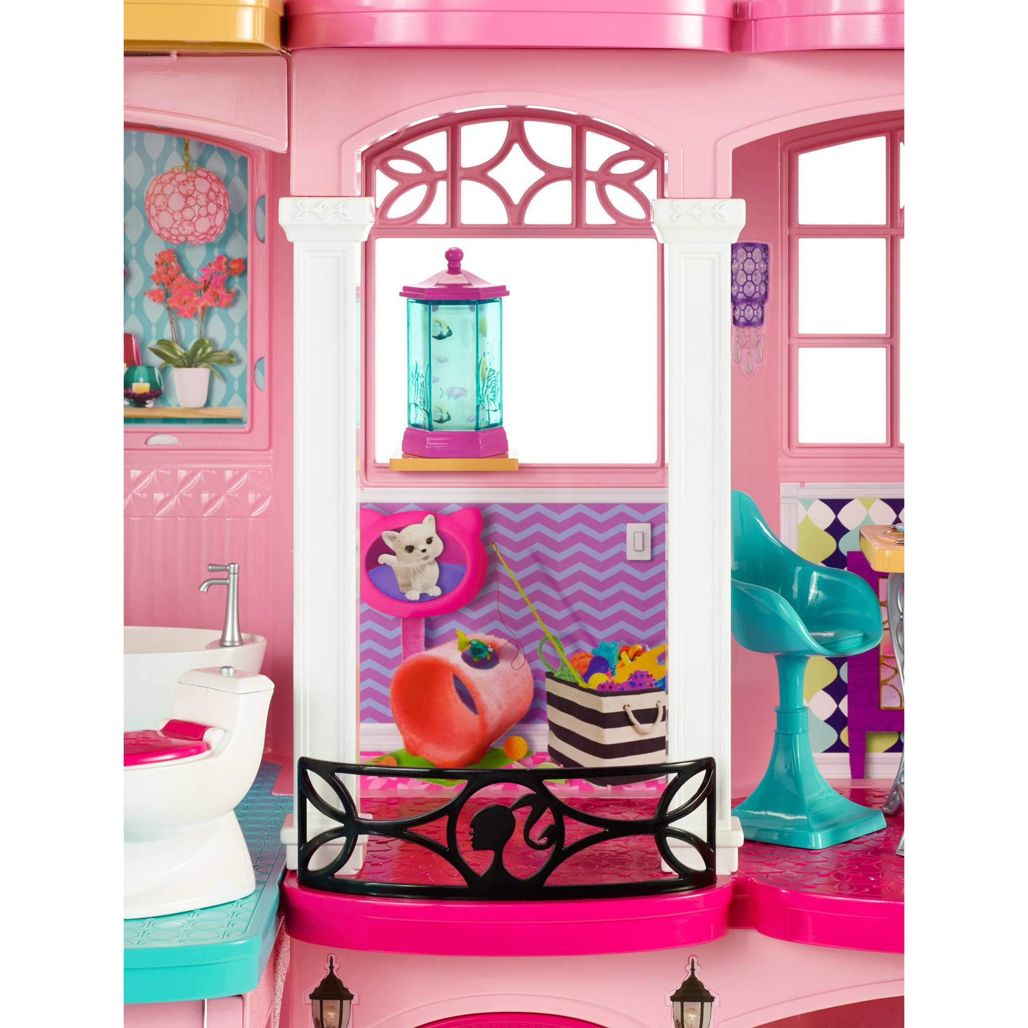 Compact yet luxurious dream home for a pink loving fashionista for Dream house days furniture